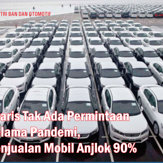 Nearly No Demand During Pandemic, Car Selling Down 90%