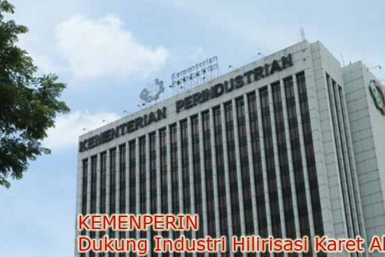 Ministry of Industry Republic of Indonesia Supports National Natural Rubber Downstream Industry