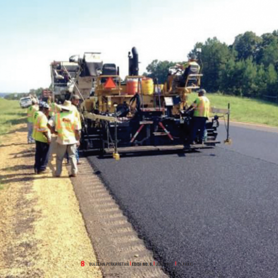 Asphalt Rubber Program and its Challenges for Downstreaming Industry
